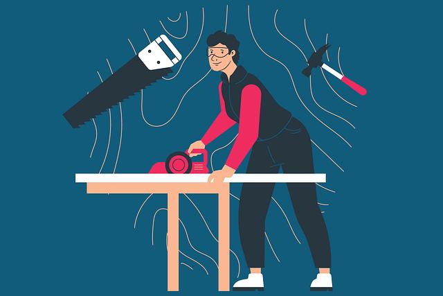 Comment faire la pose d'une lame de terrasse en bois ?
